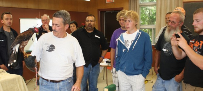 Falconry Orientation Workshop